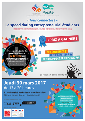 Speed dating etudiant
