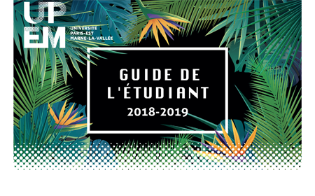 Guide de l'étudiant 2018-2019